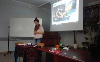 Spotkanie z Joanną Górawską