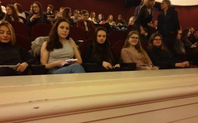 Angielskie przedstawienie w Teatrze Apollo