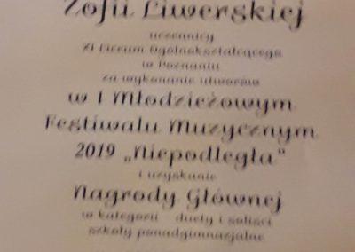 zosia-dyplom