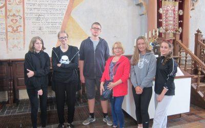 Wyjazd młodzieży do Białegostoku