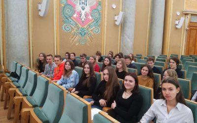 Inauguracja zajęć w ramach współpracy z Uniwersytetem Ekonomicznym w Poznaniu